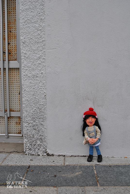 muñecas personalizadas de trapo hechas a mano para niñas con tu cara y vestidas