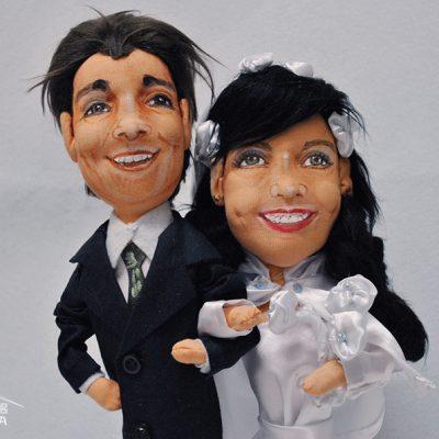 muñecos personalizados para tartas con cara novios 3d economicos