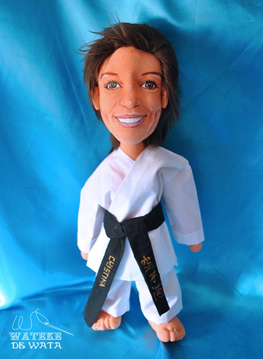 muñecos personalizados tu cara con tu foto de trapo económicos España