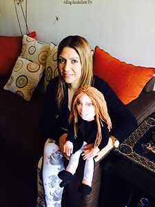 muñecas personalizadas con tu cara de trapo baratas hechas a mano