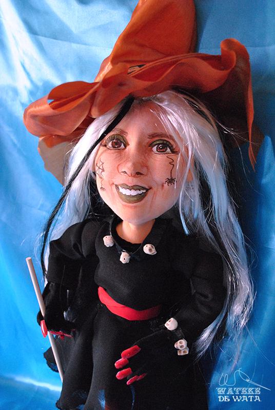 muñecas personalizadas de trapo grandes con tu cara artesanales