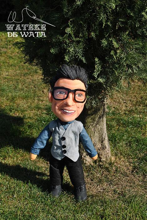 muñecos personalizados para regalar Andreu Buenafuente