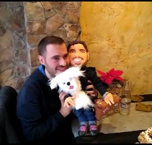 muñecos personalizados con tu cara peluches de personas