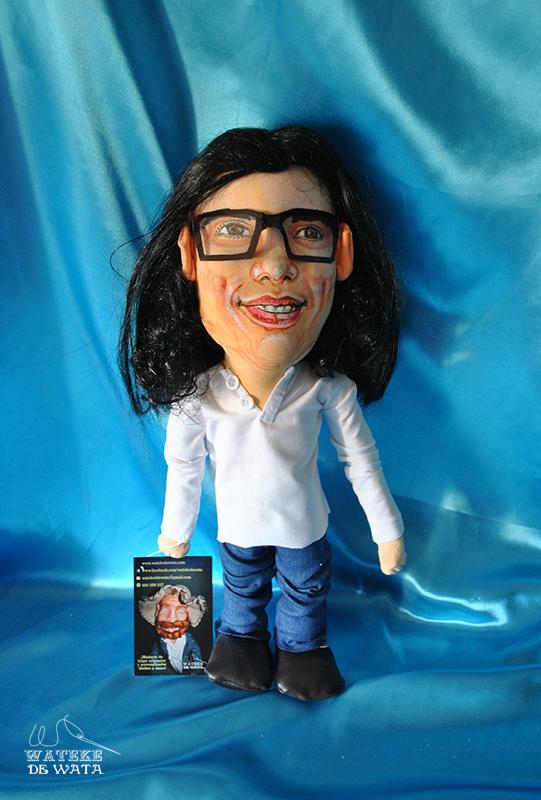 comprar muñecos personalizados de profesiones con tu cara artesanales baratos