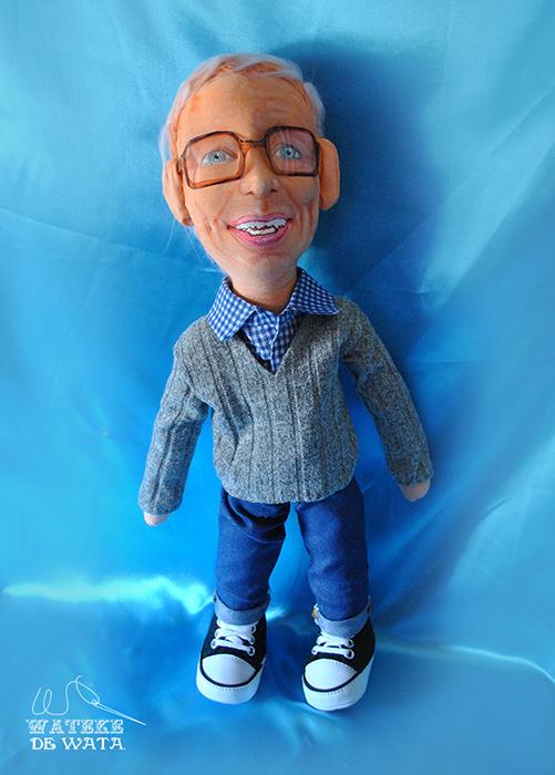 muñecos personalizados de trapo con tu foto precio para profesiones