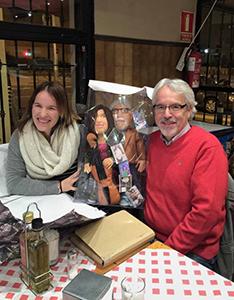muñecos personalizados profesiones pareja novios para regalar artesanales únicos de trapo