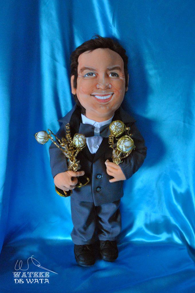 comprar muñecos hechos a mano de trapo personalizados con tu cara