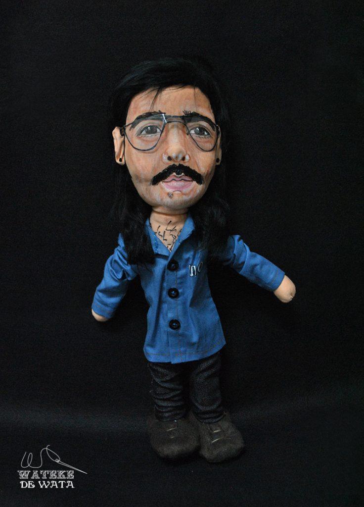 muñecos personalizados profesiones djs baratos con tu cara