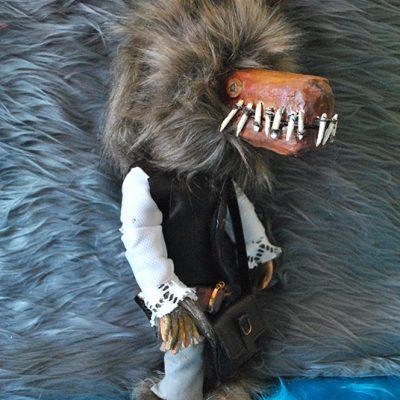 muñecos personalizados de monstruos para niños