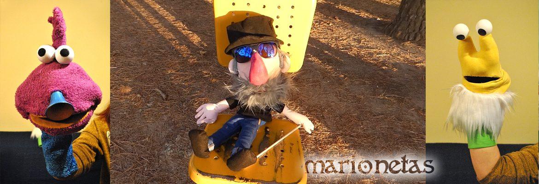 marionetas y peluches personalizadas artesanales