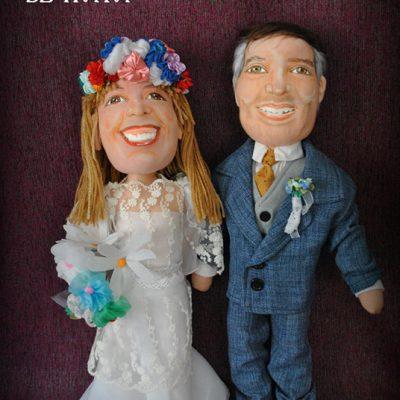 figuras personalizadas boda a partir de fotos