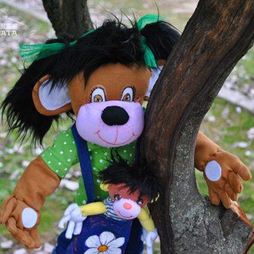 muñecos de mascotas clase de colegio para niños originales hechos a mano personalizados