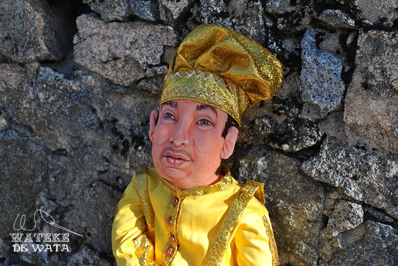 muñecos Oshun personalizados artesanales para regalar