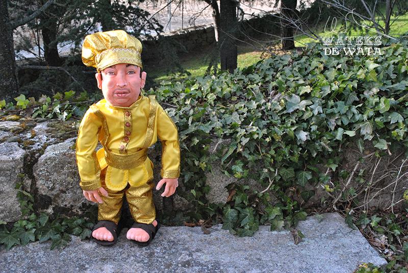 muñecos personalizados con tu cara, regalos originales día del padre