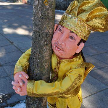 muñeco Oshun personalizado hecho a mano, figura de trapocon tu cara. Regalo original para día del padre