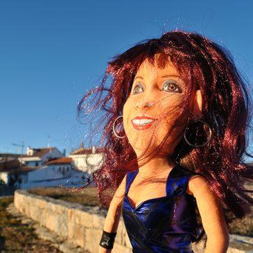 muñecas de trapo personalizadas articuladas, regalos originales para mujer hechos a mano