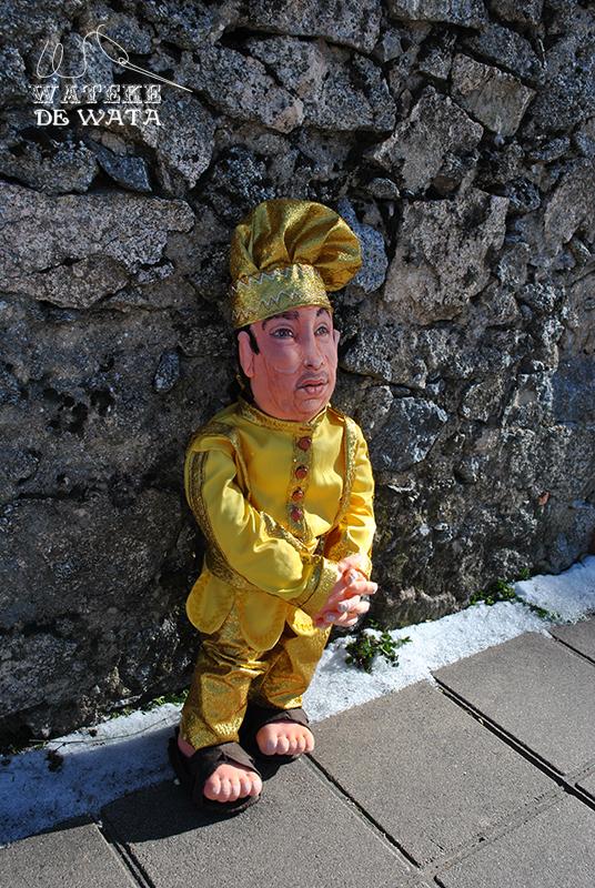 muñecos Oshun personalizados de trapo con tu foto baratos