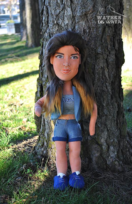 muñecas personalizadas San Valentín regalos originales para novios