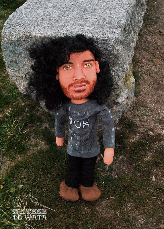 muñecos personalizados con tu cara, regalos originales para día del padre