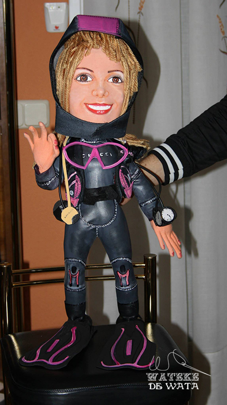 muñecas personalizadas feministas profesiones para niñas