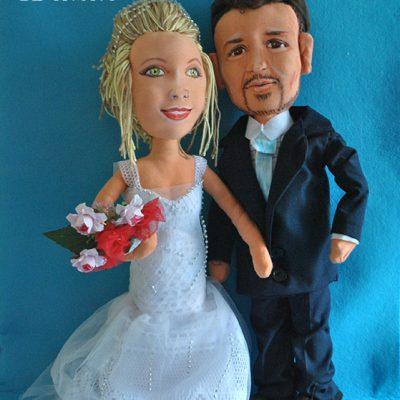 muñecos personalizados baratos para boda