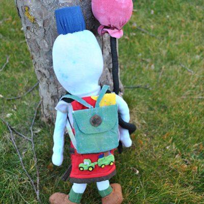 muñecos a partir de dibujos, mascota de clase infantil, peluches personalizados para niños