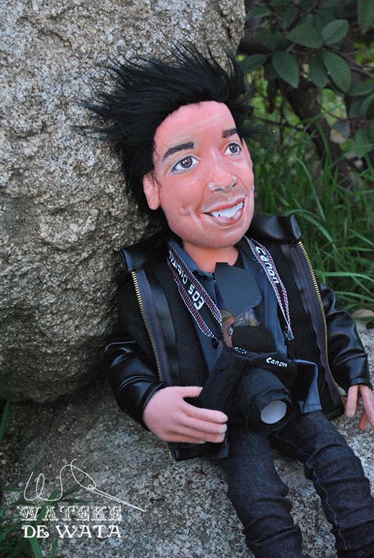 muñecos personalizados con tu cara