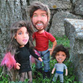 muñecos personalizados boda precio baratos