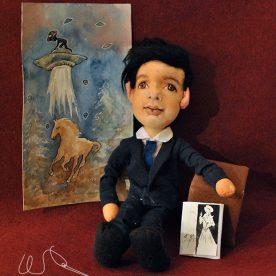 muñeco personalizado de comunión gracioso yoriginal