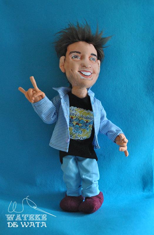 muñecos personalizados profesiones baratos