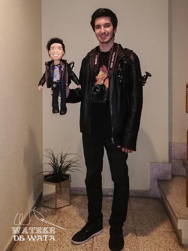 muñecos personalizados 3d con tu cara