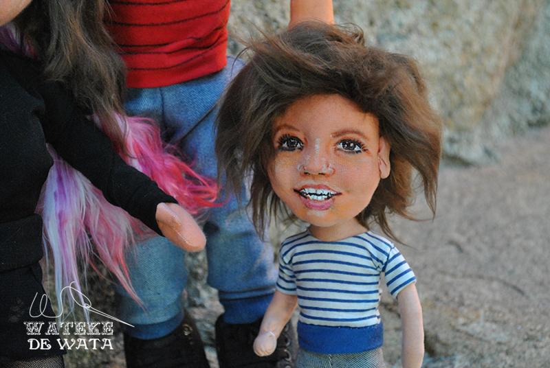 muñecos personalizados para bebes hechos a mano para tartas
