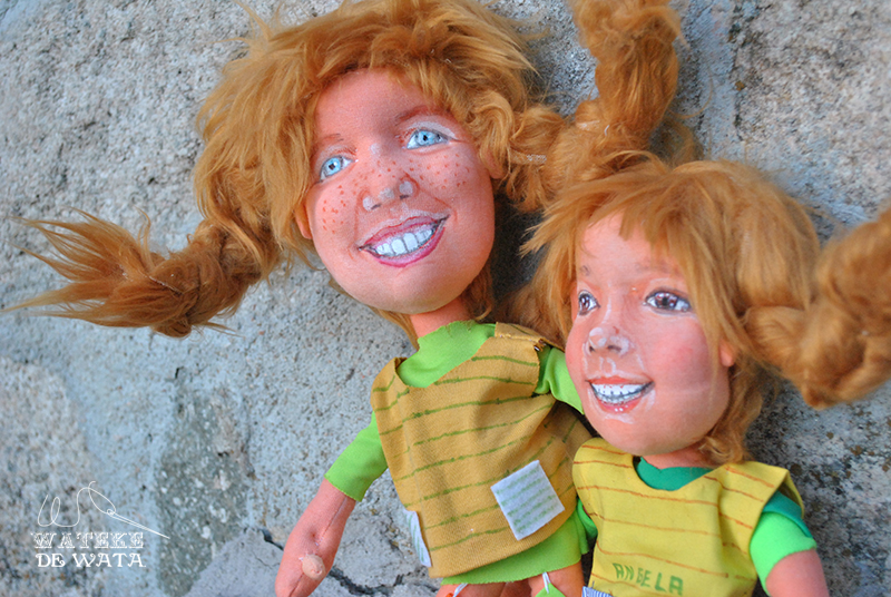 muñecas feministas para niñas, Pipi Calzaslargas