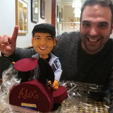 muñecos de trapo personalizados con tu cara hechos a mano