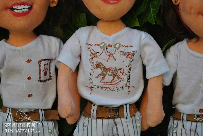 muñecas personalizadas con tu cara y vestidas