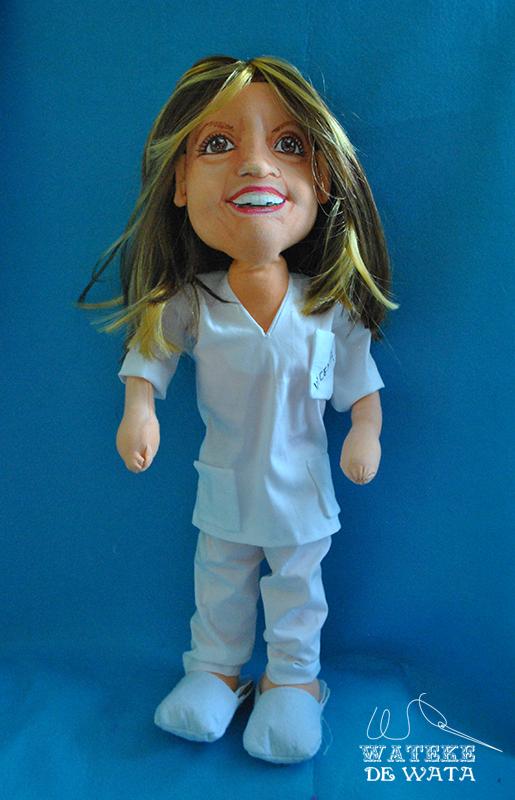 muñecas personalizadas de trapo con tu cara
