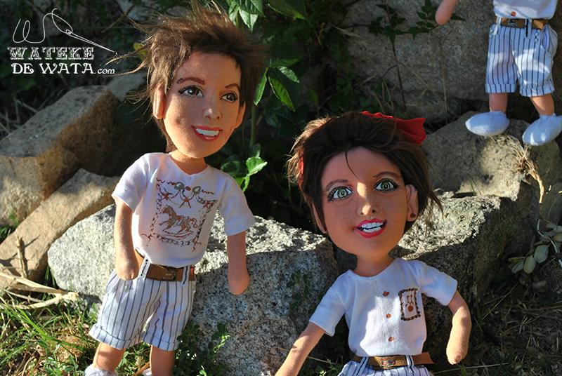 muñecos personalizados con tu foto para niños