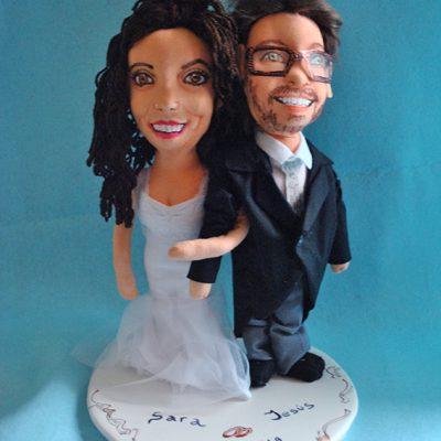 figuras personalizadas para tartas hechas a mano