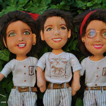 muñecos personalizados baratos con tu cara