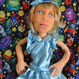 venta de muñecas personalizadas con tu cara igual a la niña