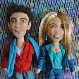 muñecos personalizados mini yo para regalar