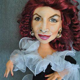 muñecos personalizados, peluches de personas con tu cara